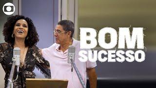 Baixar Bom Sucesso: Zeca Pagodinho e Teresa Cristina cantam tema de abertura