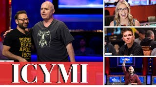 Highlights from the 2019 WSOP: Week 4