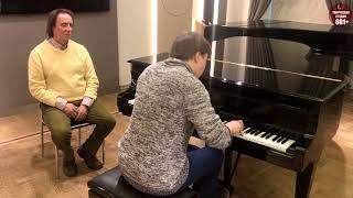 Сеня Сон & Илья Шмуклер. музей Прокофьева. часть 3.