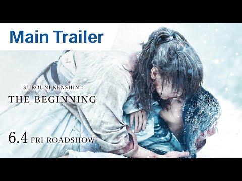 RUROUNI KENSHIN: THE BEGINNING – Official Main Trailer