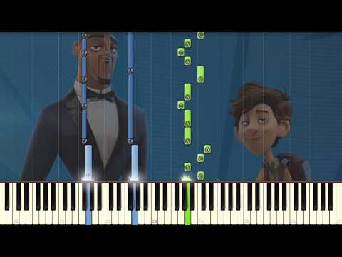 🎵 Final Trailer Theme - SPIES IN DISGUISE