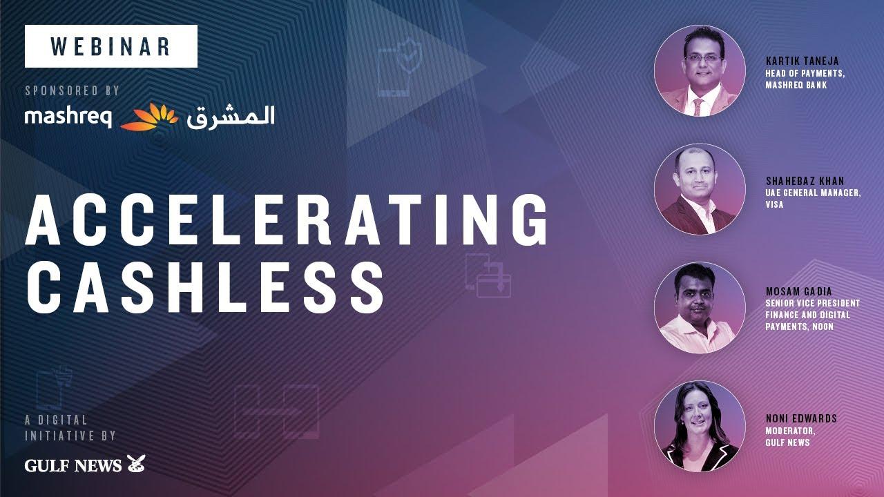 Accelerating Cashless in association with Mashreq Bank