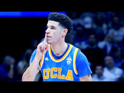 Most Exciting Player in College Basketball || UCLA PG Lonzo Ball 2016-17 Highlights ᴴᴰ