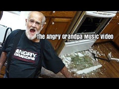 Angry Grandpa - Break Stuff (Music Video)