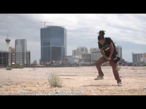 Dance Videos   GRICHKA 'KRUMP TOWER' in Las Vegas