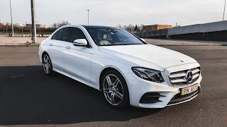 Mercedes-Benz E300. E-class, который умеет все.