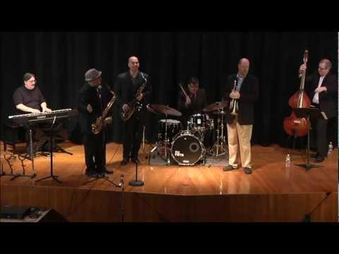 "Circular breathing, jazz ensemble lesson and ""Caldonia"" with Jerry Vivino"