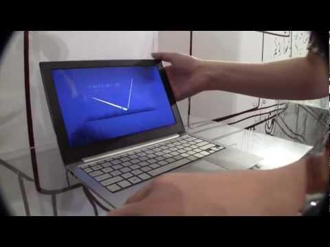 ASUS Zenbook UX21 11.6-inch Subnotebook Hands on und Kurztest
