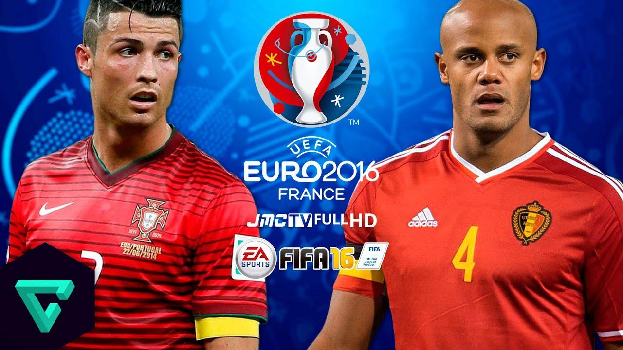 Portugal Belgien