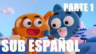 The Amazing World of Gumball | The Puppets | Sub ESP | PART 1