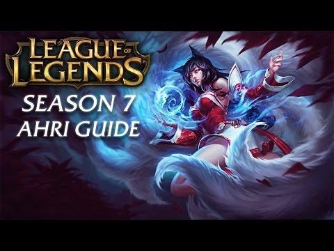 Ahri Guide | Season 7 | League of Legends Champion Guide