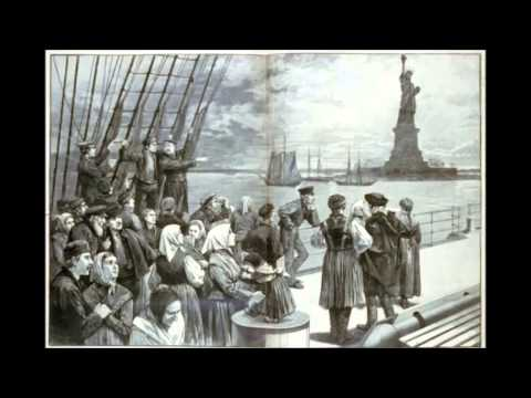 CO Bac Anglais LV2 - American Voices - Immigration