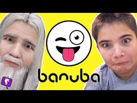 BANUBA App Turned HobbyPig OLD! Fun App Review and Play with HobbyKidsTV