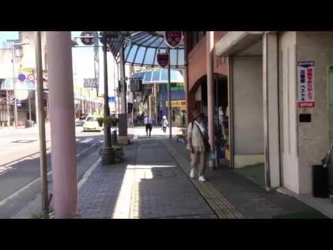 Lunch Break in Hanamaki Japan - new Skatepark being built in Iwate Prefecture - Hanamaki