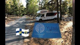 Für den Preis eine große Enttäuschung: YYTERI Camping - Finnland Wohnmobil Rundreise #21