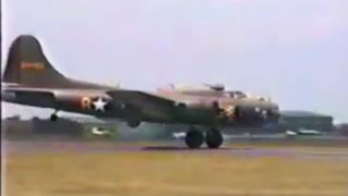 B-17 Fortress Short Landing