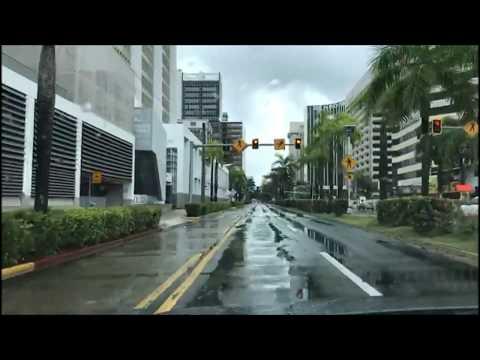 The streets at San Juan,  Puerto Rico