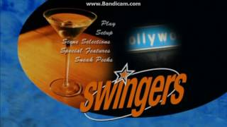 Opening to Swingers 2002 DVD