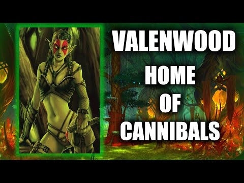 The History of Valenwood - Elder Scrolls Lore