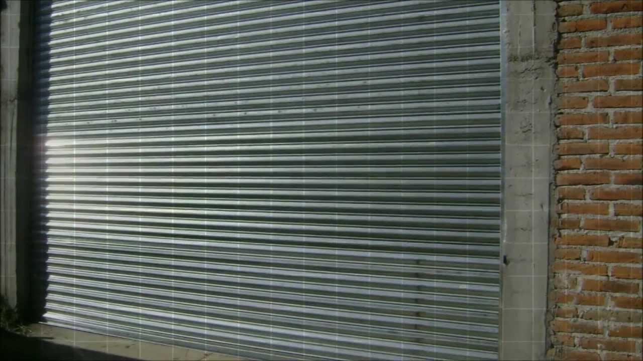 Puertas automaticas industriales portones automaticos for Puertas para casa baratas