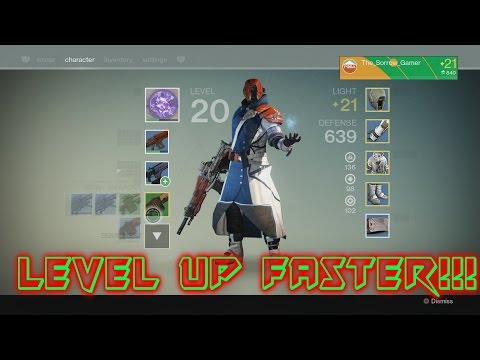 Destiny:How To Level Subclass Faster