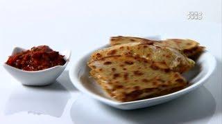 Vegetable Quesadillas - Sanjeev Kapoor