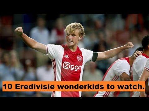 Top 10 eredivisie 2016/17 wonderkids to watch