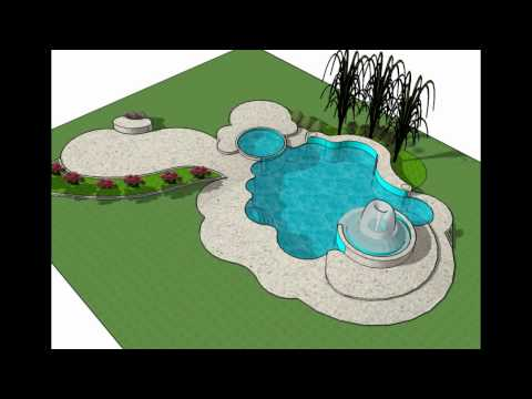 swimming pool shapes and designs bu crystal pools