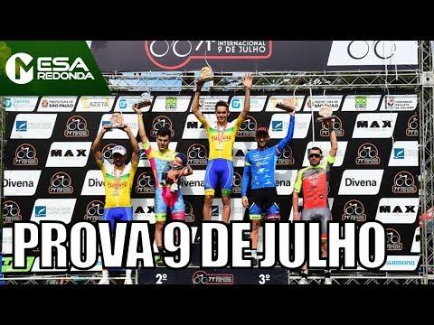 71ª Prova Ciclística 9 De Julho | Vencedores - Mesa Redonda (09/07/17)
