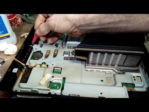 Ps3 Cleaning The Proper Way / Part 3