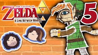 Zelda A Link Between Worlds: Just Got Served - PART 5 - Game Grumps