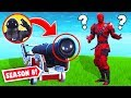 The BEST HIDING SPOT in SEASON 8! (Fortnite Funniest Moments #37)