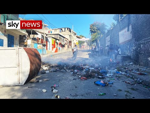 Haiti: A country sliding into anarchy