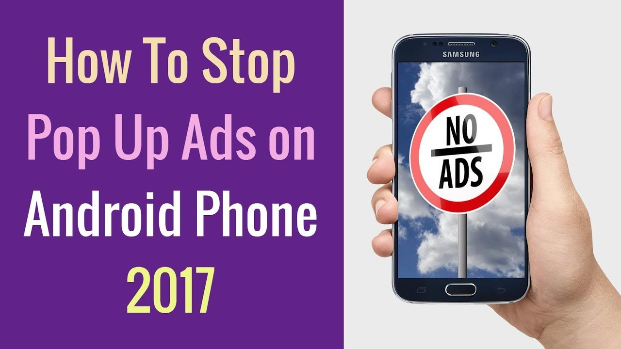 pop up ad remover android