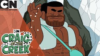 Craig of the Creek | Wild Man Craig Makes Dinner | Cartoon Network UK