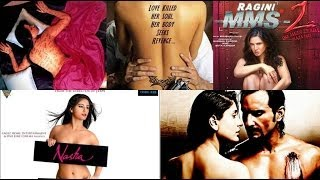 Bollywood Actors Who Went TOPLESS For Movie Posters - BT