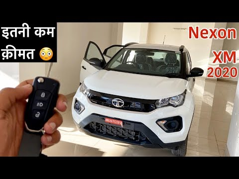Well Done Tata! 2020 Nexon XM Variant Facelift | Features, OnRoad Price & Review