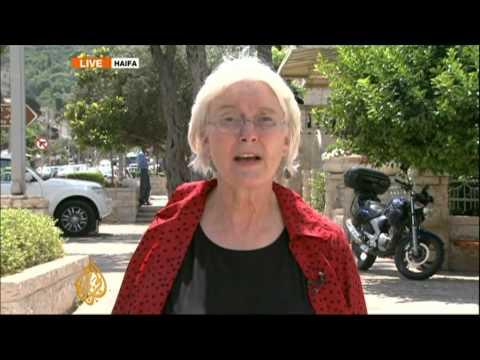 Cindy Corrie Speaks To Al Jazeera