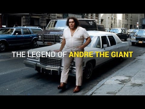 The legend of Andre the Giant  What you need to know...