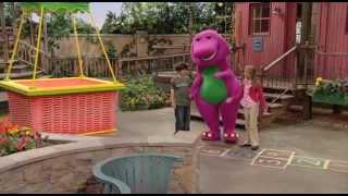 Barney Big World Adventure the Movie