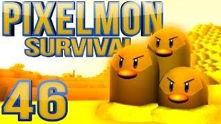 Minecraft Pixelmon [Season 2: Part 46] - Fire Training
