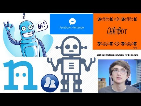 Chatbot tutorial for beginners  | artificial intelligence chatbot  | Chatfuel Founder Andrew Demeter