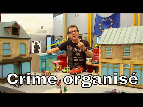 Qu'est-ce qu'un crime organisé ? - C'est Pas Sorcier