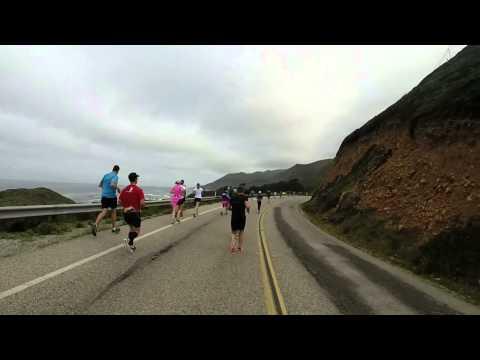 Big Sur Marathon - April 2014