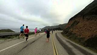 Big Sur Marathon - April 2014