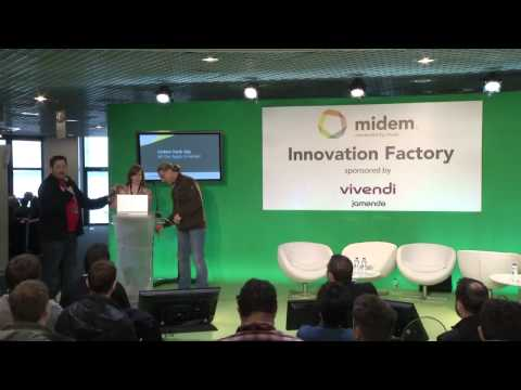 midem hack day: All the Apps Unveiled