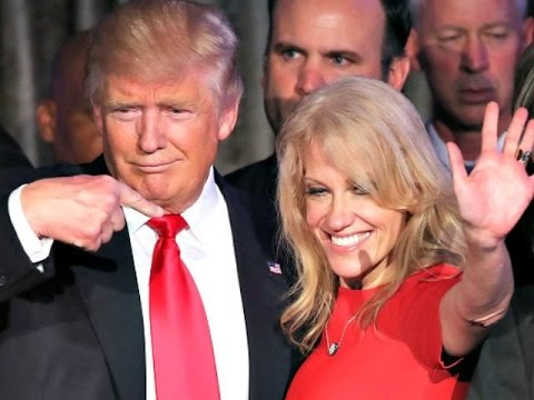 Trump Select Kellyanne Conway Counselor To President