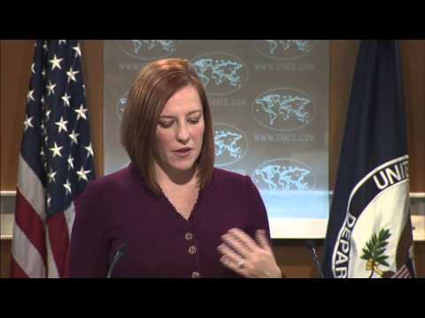 Daily Press Briefing - March 25, 2015