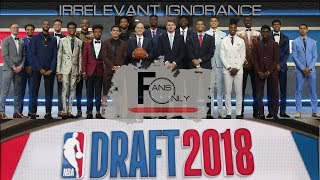FANS ONLY - NBA DRAFT REVIEW! w/ guest Kirby!