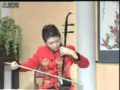 江南春色 đàn nhị , đàn cò